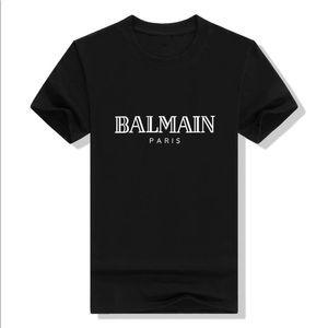 Tops - Brand New Bal-main Paris designer shirt black.